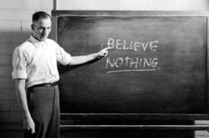Croyance erronnée