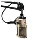 micro entrevue microphone radio