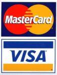 Visa Master card carte de crédits